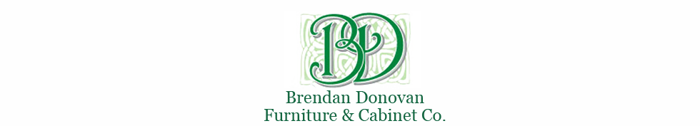 Brendan Donovan Furniture and Cabinets
